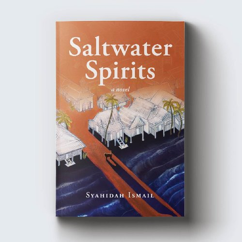 book cover saltwater spirits